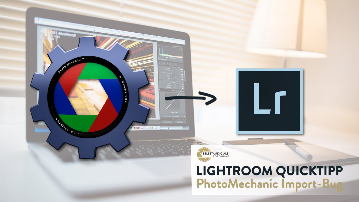 Lightroom Tipp – Fehler bei Import aus Photo Mechanic