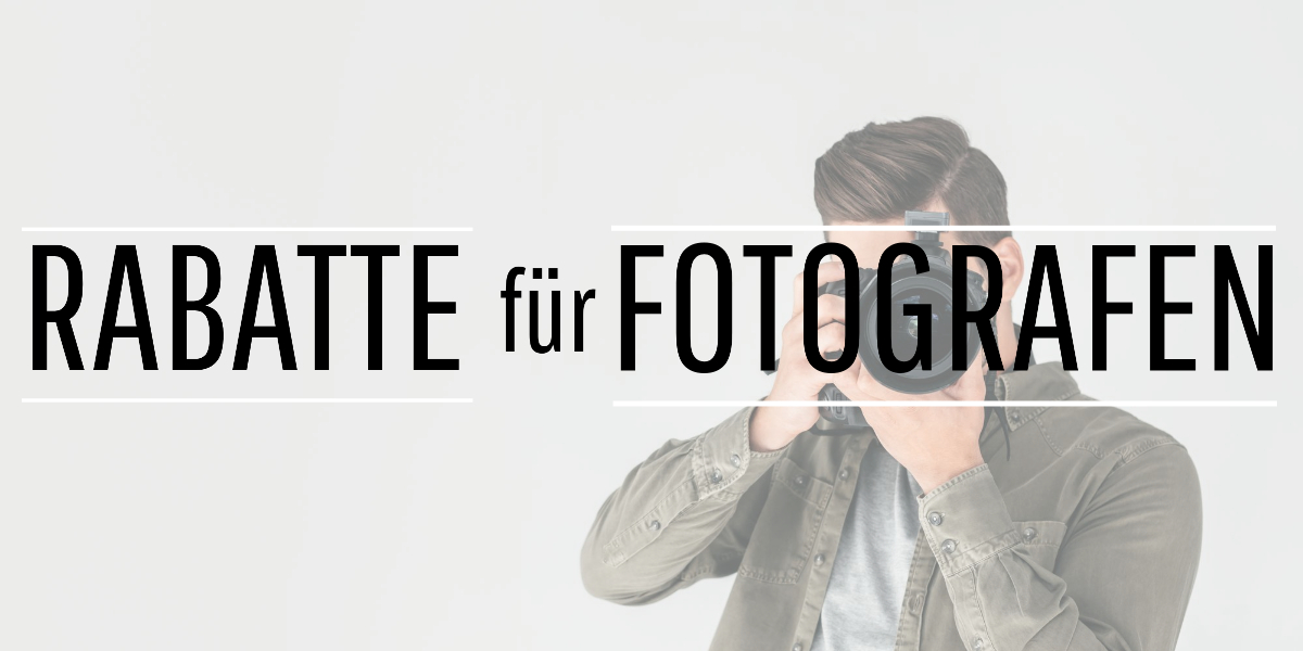 Die besten Black-Friday & Cyber Monday Deals 2020 für Fotografen