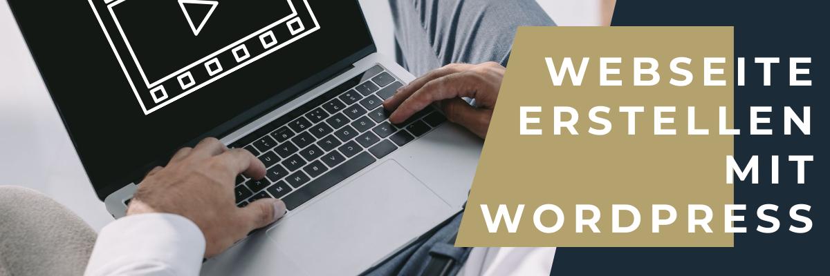 WordPress Webseite aufsetzen für Fotografen